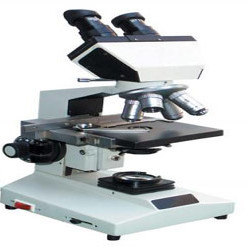 Binocular Co-Axial Microscopes