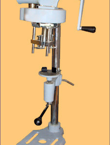Bottle Sealing Machine Hand Operated