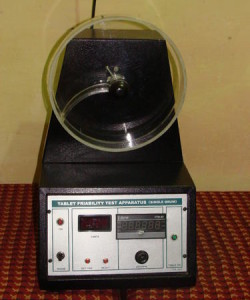 Friability Single Digital R.P.M. & Timer