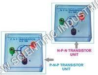 N-P-N-Transistor-Unit