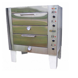 Baking Ovens Stainless Steel