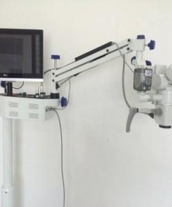360 Degree Tiltable microscope
